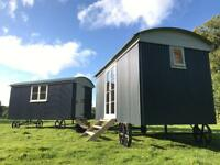 MADE TO ORDER SHEPHERDS HUTS/ HAMPSHIRE DOWN HUTS