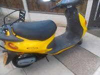Daelim message 50 cc scooter like new condition