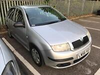 2007 Skoda Fabia Great Drive LONG MOT VOLKSWAGEN ENGINE