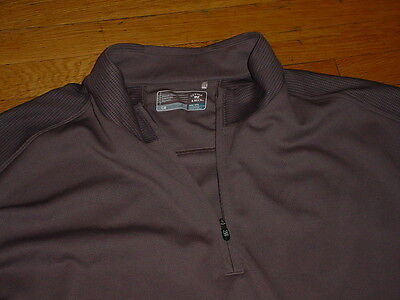 Cutter Buck DryTec Edge Half Zip Pullover Circuit BCK08861 Mens 5XB Nice! Buck Mens Drytec Edge