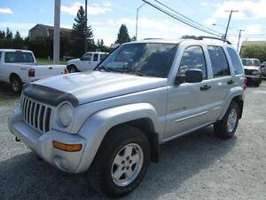 2002 Jeep Liberty Limitée