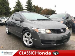 2010 Honda Civic LX-SR CLEAN CARPROOF SUNROOF ALLOY RIMS