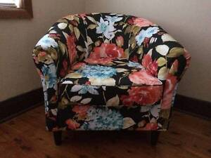 Lovely Tub Chair Hunters Hill Hunters Hill Area Preview