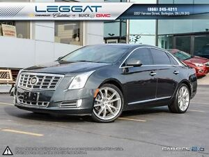 2014 Cadillac XTS PREMIUM*AWD*NAVIGATION*ONE OWNER*