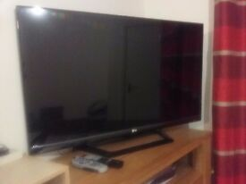 "QUICK TV SALE 47"" LG HD 3D £ 350."