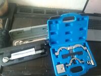 """Vauxhall corsa timing tool set plus 1/2"""" & 3/8"""" drive torque wrenches"""