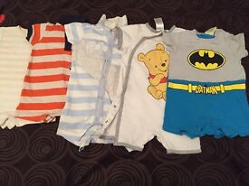 6-12 months Baby Boys clothes