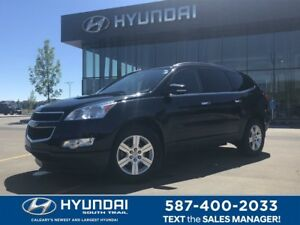 2012 Chevrolet Traverse 1LT - 7p, 2x DVD, BLUETOOTH