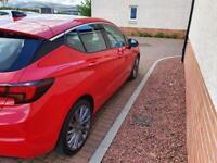 Vauxhall Astra 1.6 cdtr cdti SRI 6 speed manual 6 speed