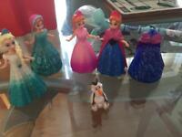 Clip dolls