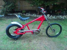 Schwinn TStingray bike