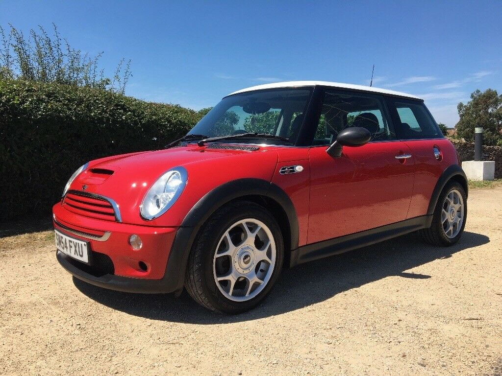 Stunning 2004 Mini Cooper S Supercharged Full Service History Just Serviced Huge Spec