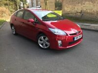 TOYOTA PRIUS T SPIRIT VERY NICE CLEAN CAR 2 OWNER FULL HISTORY NEW PCO ONE YEAR UK MODEL HPI CLEAR