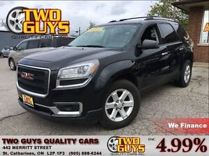 2013 GMC Acadia SLE2 AWD BACK UP CAMERA QUAD SEATING