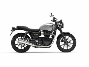 2018 Triumph Street Twin $1000 Cash Rebate OR 0% for 48 months