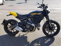 2015 Ducati Scrambler Full Throttle
