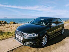 Dec 2008 Audi S3 3 Door QUATTRO MFFBSW Full Service History
