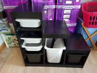 Kids storage cabinet - Ikea Trofast