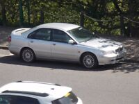 FOR SALE: '02 SILVER VOLVO S40 SE BI-FUEL. MOT EXP. AUG'18