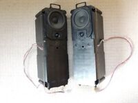 Woofers and Tweeters from a Bang & Olufsen Beovision AvantTV/VCR 1994