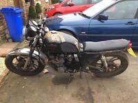 Yamaha XJ550 Seca - 12 Months MOT Rat Bike