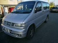 Ford friendlee 7 seater camper and general car