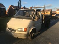 FORD TRANSIT TIPPER 1997 NO VAT