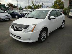 2011 Nissan Sentra 2.0 S MAGS BLANC PEARL