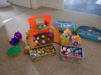 Moshi monsters bundle of toys