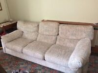 Second hand sofa 4 seater