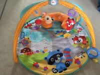 Fisher Price Moonlight Meadow Baby Gym