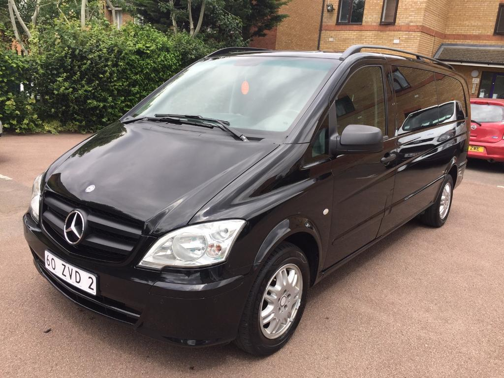 lhd left hand drive mercedes vito 113 cdi 2013 automatic. Black Bedroom Furniture Sets. Home Design Ideas