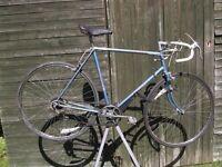 Vintage Elswick Whirlwind Racing Bike Restoration / Project Bike Fixie Single Speed