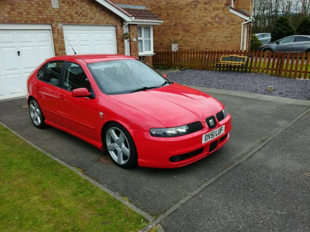 seat leon cupra 1 8 turbo 180bhp 6speed in livingston west lothian gumtree. Black Bedroom Furniture Sets. Home Design Ideas