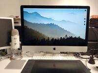 iMac 27inch, i7, 24gb ram & 4gb graphics card
