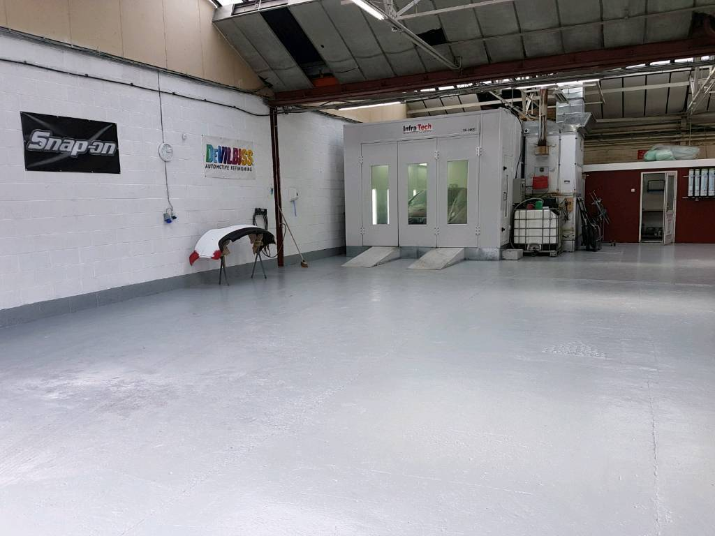 Business opportunity - Fully stocked and kitted out body shop in South Liverpool