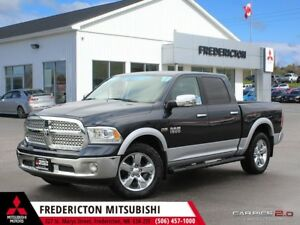 2017 RAM 1500 Laramie CREW | REDUCED | 4X4 | HEATED/COOLED LE...