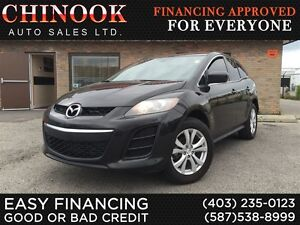 2011 Mazda CX-7 GS AWD w/No Accidents (Clean CarProof)