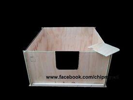 NEW Store Flat Puppy Whelping Box