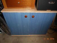 bedroom unit/cupboard