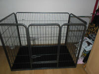 Large Dog Cag or Puppy Cage