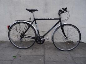 Hybrid/ Commuter Bike by Ridgeback, Cr-Mo Frame, Top Spec 105 Groupset, JUST SERVICED!!!!!!!!!!