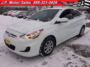 2013 Hyundai Accent L, Automatic, Heated Seats