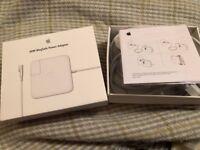 NEW Apple Macbook 60W Magsafe Power Adapter