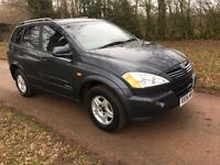 SSANGYONG KYRON 2.0 DIESEL GREAT CONDITION