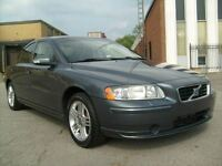 2007 Volvo S60 2.5T A SR  FINANCING IS AVAILABLE