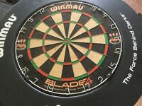 Dartboard Blade 4 & Pro Surround