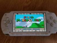 PSP PlayStation portable (Custom firmware)