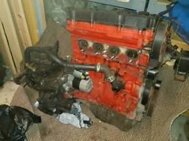 Citroen c2 VTS complete engine