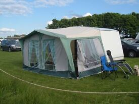 Caravan Awning for sale - Bradcot Accolade - size 750-12